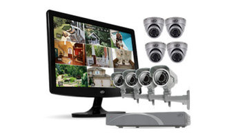 8 Channel Security Camera Systems