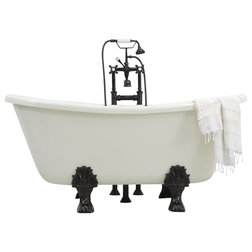 Lovely Traditional Bathtubs by The Tub Studio