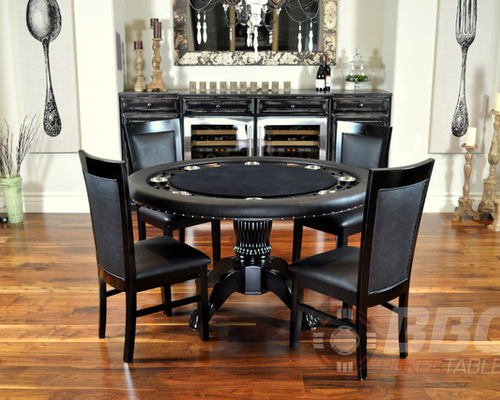 Marvelous Poker Dining Table Furniture