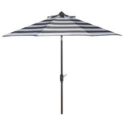 Contemporary Outdoor Umbrellas by ShopLadder