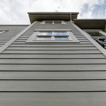 CertainTeed to James Hardie Fiber Cement | Boulder Home