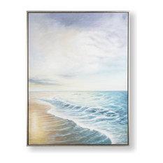 """""""Sunset Shores"""" Framed Wall Art"""