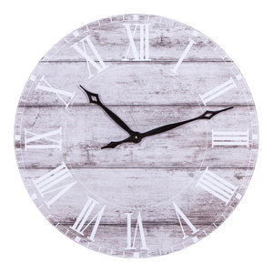 Rustic Farmhouse Wall Clock Farmhouse Wall Clocks By Ami Ventures Inc