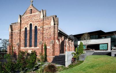 Houzz Австралия: Церковь, которая превратилась в дом