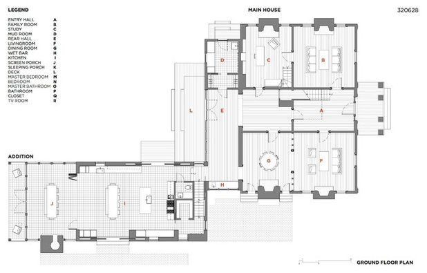 Floor Plan by HS2 Architecture