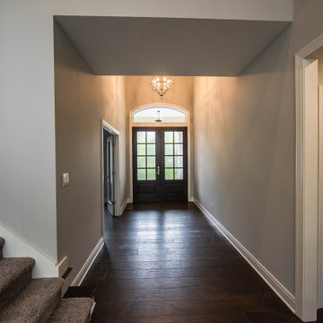 Two Story with Indoor Basketball Court