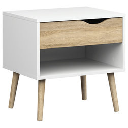 Modern Nightstands And Bedside Tables by Tvilum