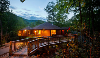 Deltec Home in North Carolina Mountains