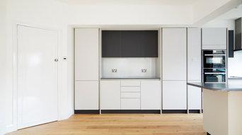 Kitchen extension refurbishment