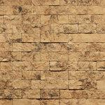 Evolve Stone - Evolve Stone Veneer, Dune Point, National True, Fire Rated - Evolve Stone National True Dune Point Fire Rated Flat Stone Veneer (14.25 sq. ft. per box)