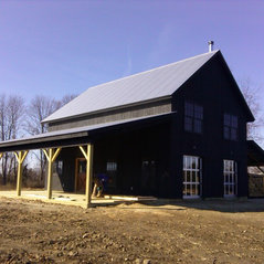 24x36 Gable Barn