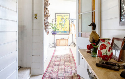 My Houzz: An Old Post Office is Recast as a Quirky Family Home