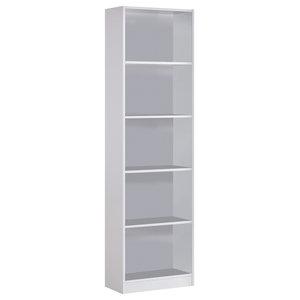 iJoy Bookcase, White