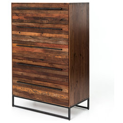 Industrial Dressers by World Bazaar Outlet