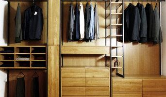 Dressing chêne massif & acier