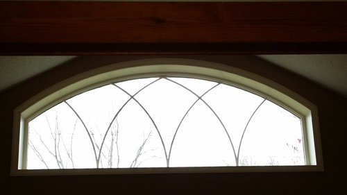 Ideas For Functional Shade Large Eyebrow Arch Window