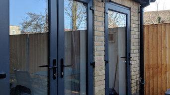 Cavendish Road - Outbuilding & Single Storey Rear Extension