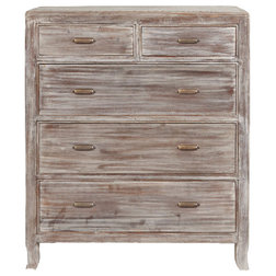 Transitional Dressers Kosas Home Amelie 5-Drawer Chest