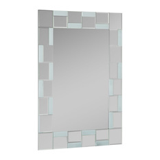 Decor Wonderland Quebec Modern Bathroom Mirror Bathroom Mirrors