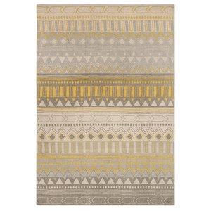 Onix ON11 Tribal Rug, Yellow, 160x230 cm