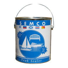 Semco Teak Sealant Protector, Honey Tone, Gallon