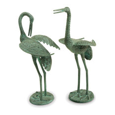 Shop Large Garden Crane Pair on Houzz