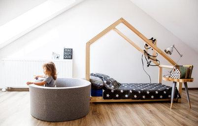 Inget mer kaos i barnrummet – så här håller du ordning och reda