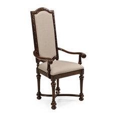 Occasional Chair JONATHAN CHARLES TUDOR OAK