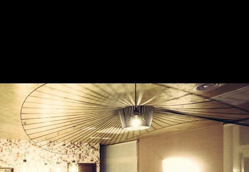 Lampadario sospensione luci cromo design moderno collezione