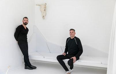 Houzz TV: El interior blanco puro de un ático en Barcelona