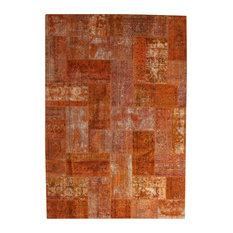 Zana Fine Patchwork Floor Rug, 220x310 cm