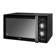 Manual Microwave, Black
