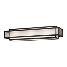 Minka Lavery 4873-283 Camden Square 3 Light Bathroom Bath Bar