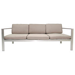 Contemporary Outdoor Sofas by Pangea Home