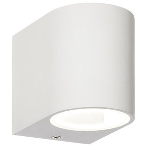 Ideal Lux Astro Wall Light, White
