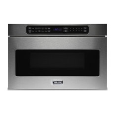 Viking Range Corporation - Viking Built-In DrawerMicro Oven Stainless Steel - Microwave Ovens