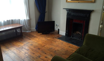 Transformation of a Victorian House / The Lounge