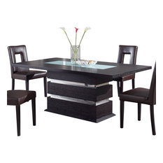 Global Furniture USA   Global Furniture Dining Table, Wenge   Dining Tables