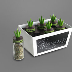 gew rzregale gl ser gew rzdosen gew rzstreuer houzz. Black Bedroom Furniture Sets. Home Design Ideas