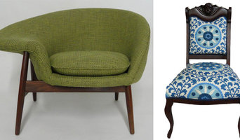 Vintage Chairs Rebuilt and Upholstered