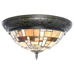 Victorian Flush-mount Ceiling Lighting by River of Goods