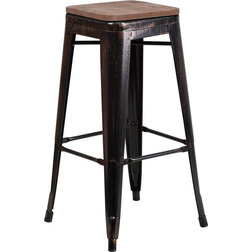 Industrial Bar Stools And Counter Stools by ShopLadder
