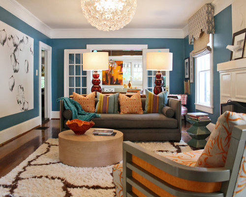 incredible living room wall color | Wall Colors For Living Room | Houzz