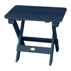 Phat Tommy Folding Table, Nantucket Blue