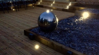Lighting & Decking