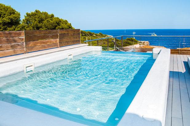 ¿Puedo instalar una piscina en mi terraza o ático?