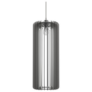 Cilindro Lamp 60, Silver D-Bond
