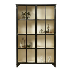 Residence   Lexington Iron Display Cabinet   China Cabinets And Hutches