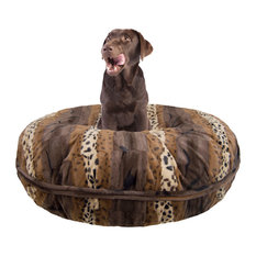 Bessie And Barnie Bagel Bed, Wild Kingdom, Small