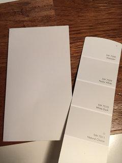Kitchen Wall Color vs. Cabinet Color
